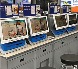 Delivering Retail Displays